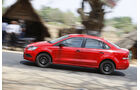 Indien-Testfahrt, VW Polo, Polo Stufenheck