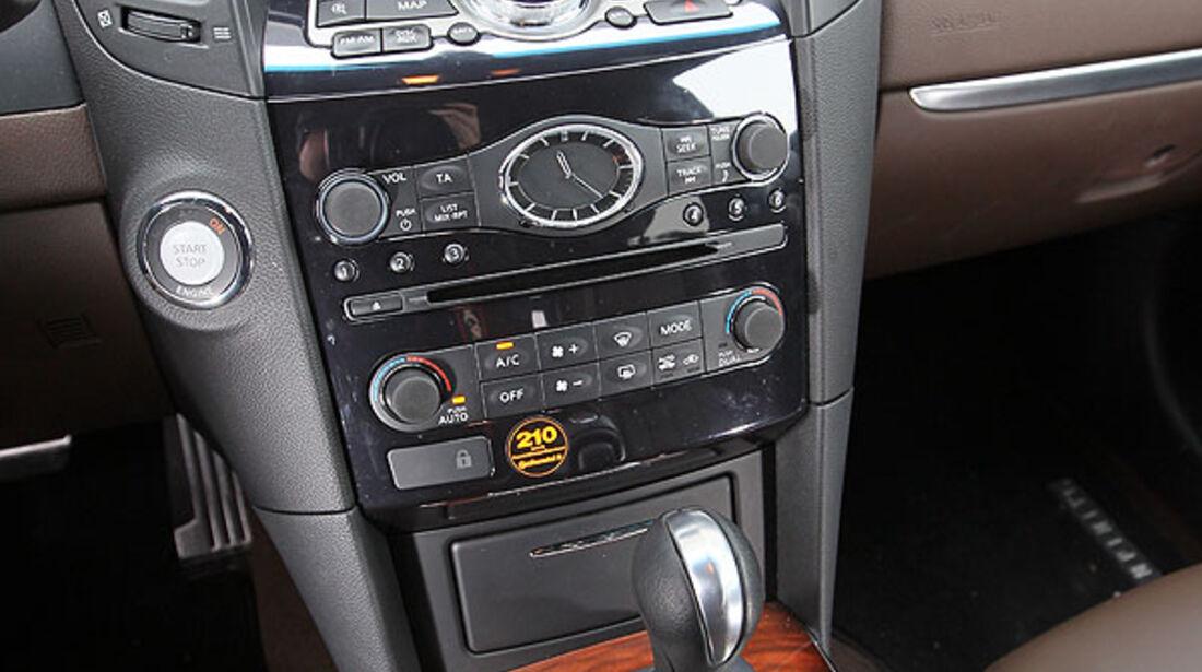 Infiniti FX50 S