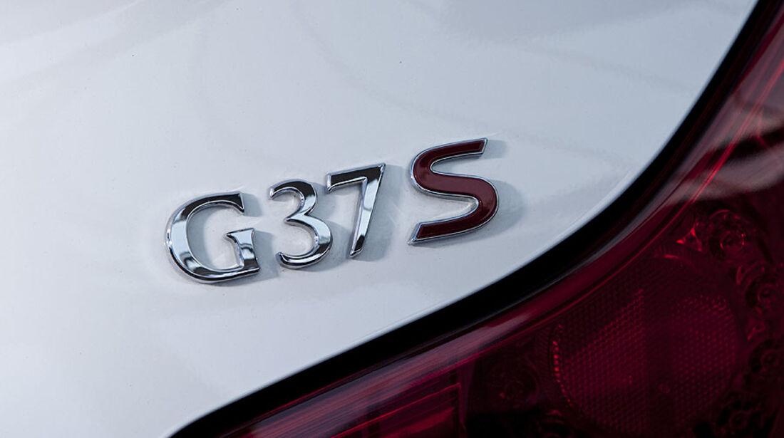 Infiniti G37 Coupé