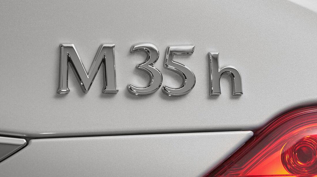Infiniti M35h Hybrid, Modellbezeichnung