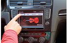 Infotainment, VW Golf, Klangcharakter