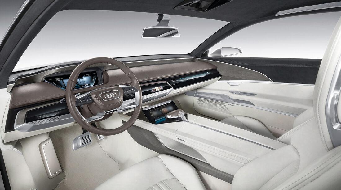Innenraum, Audi