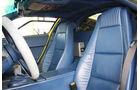 Innenraum Bugatti EB 110 von Michael Schumacher