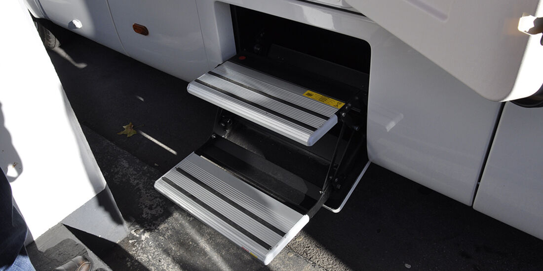 Innenraum-Check Concorde Liner Plus 940 M