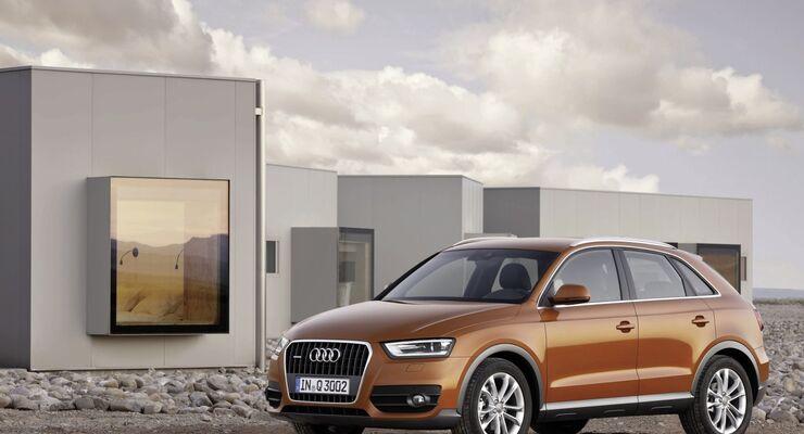 Insbesondere in Nordamerika wächst Audi derzeit stark.