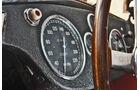 Instrumente des Siata 208 S