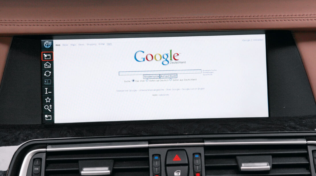 Internet, Display