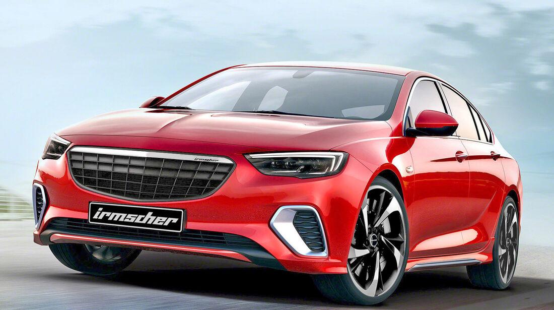 Irmscher-Opel Insignia GSi - Tuning - Limousinen/Kombis - sport auto Award 2019