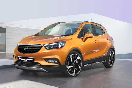 Irmscher Opel Mokka X