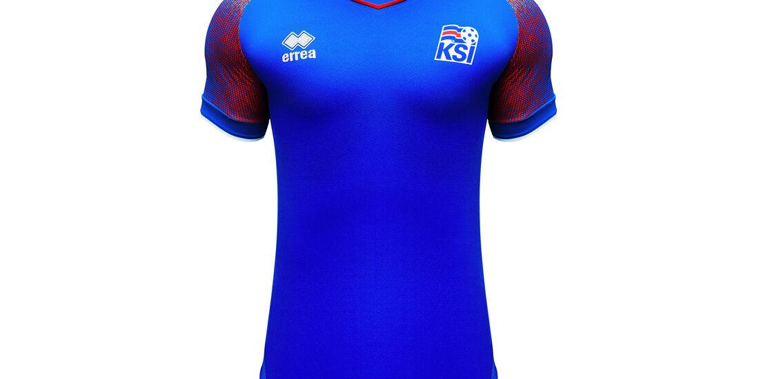 Island - F1-Autos - Fußball-WM 2018