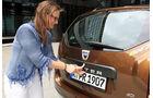 Ismene Brandenburg, Dacia Duster dCi 110 2WD, Heckklappe