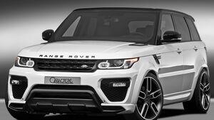 JMS Fahrzeugteile, Range Rover Sport-Bodykit, Tuning, Caractere