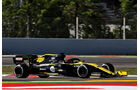 Jack Aitken - Renault - Formel 1 - Test - Barcelona - 15. Mai 2019