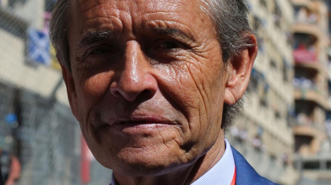 Jacky Ickx - GP Monaco 2013 - VIPs & Promis