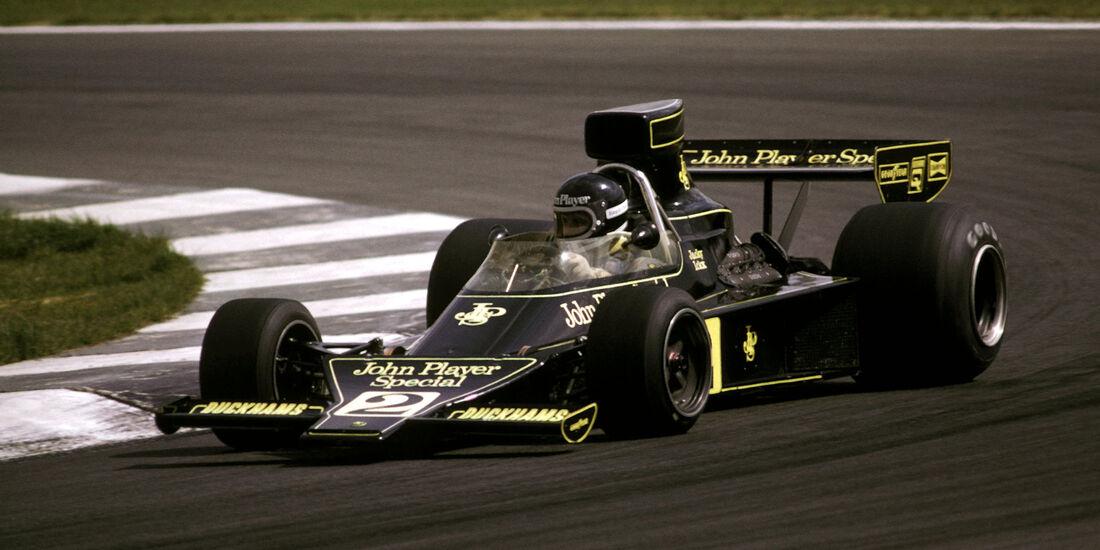 Jacky Ickx - Lotus 76 - GP Belgien 1974 - Nivelles