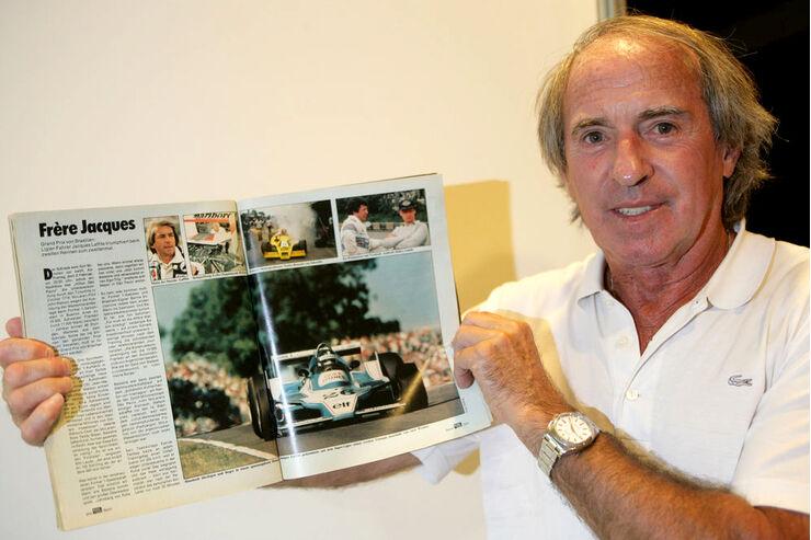 Jacques Laffite 2011 Bestes Rennen