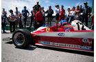 Jacques Villeneuve - Ferrari 312 T3 - Showun - GP Kanada 2018