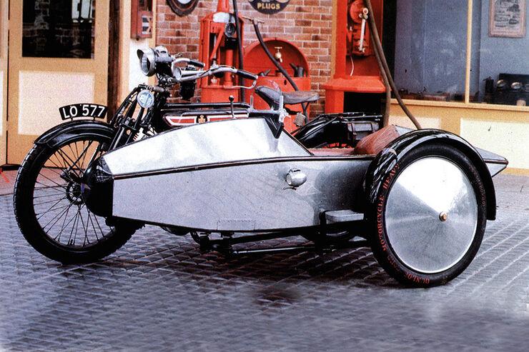 Jaguar 1922