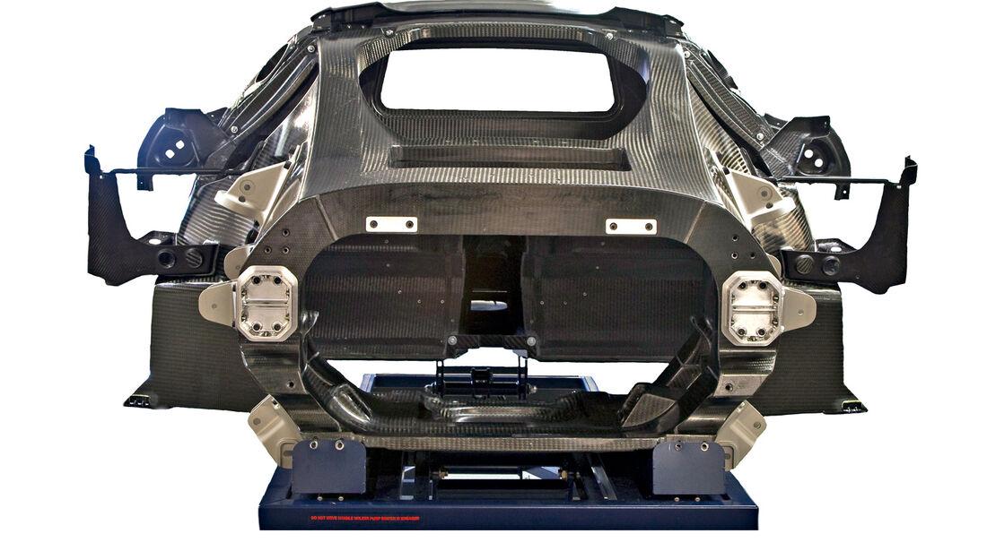 Jaguar C-X75, Carbon, Chassis