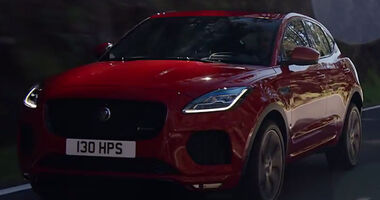 Jaguar E-Pace Video