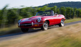 Jaguar E-Type 4.2 Serie 2 (1969)