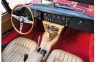 Jaguar E-Type 4.2 Serie 2, Baujahr 1969, Innenraum