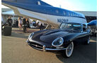 Jaguar E-Type - McCall's Motorworks Rivival - Monterey - Pebble Beach 2016