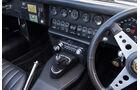 Jaguar E-Type, Mittelkonsole