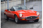 Jaguar E-Type V12 Roadster 1973 Oldtimer Auktion Toffen