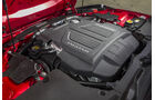 Jaguar F-Type 4x4, ams2015, Motor