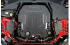 Jaguar F-Type R AWD Coupé, Motor
