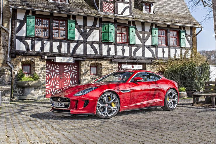 Jaguar F-Type R AWD im Test - auto motor und sport