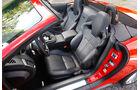 Jaguar F-Type V8 S, Fahrersitz