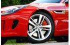 Jaguar F-Type V8 S, Rad, Felge, Bremse