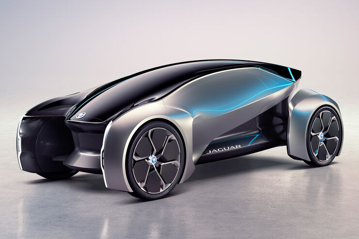 Jaguar Future Type 2017 Infos Daten Autonomes Fahren Auto