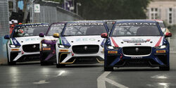 Jaguar I-Pace eTrophy - Paris - 2019