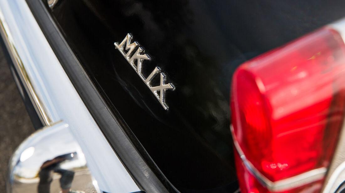 Jaguar Mark IX, Typenbezeichnung