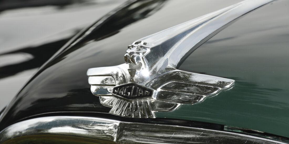 Jaguar Mark VII, Kühler-Figur