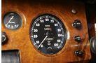 Jaguar Mark VII, Rundinstrument