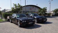 Jaguar - Scheich Autos - GP Abu Dhabi 2012