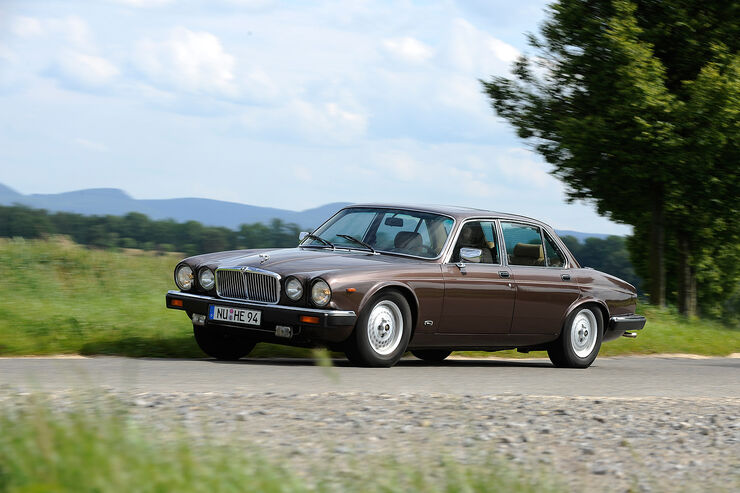 Jaguar Sovereign V12 (XJ12, Serie III), 1986