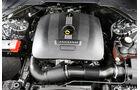 Jaguar XE 25t, Motor