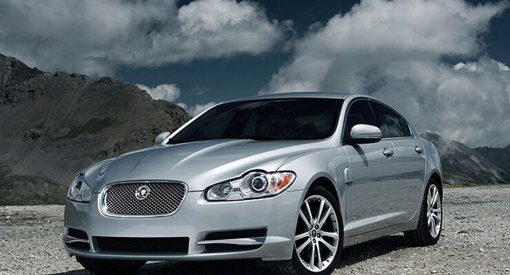 Jaguar XF 3.0 V6 Diesel Edition