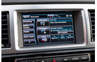 Jaguar XF Sportbrake 2.2D, Bordcomputer, Display