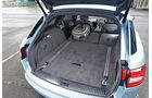 Jaguar XF-Sportbrake, Kofferraum, Ladefläche