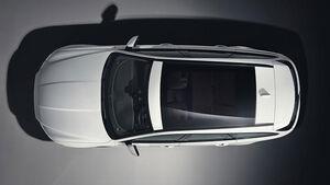 Jaguar XF Sportbrake Teaser