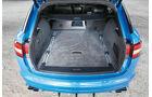 Jaguar XFR-S Sportbrake, Kofferraum