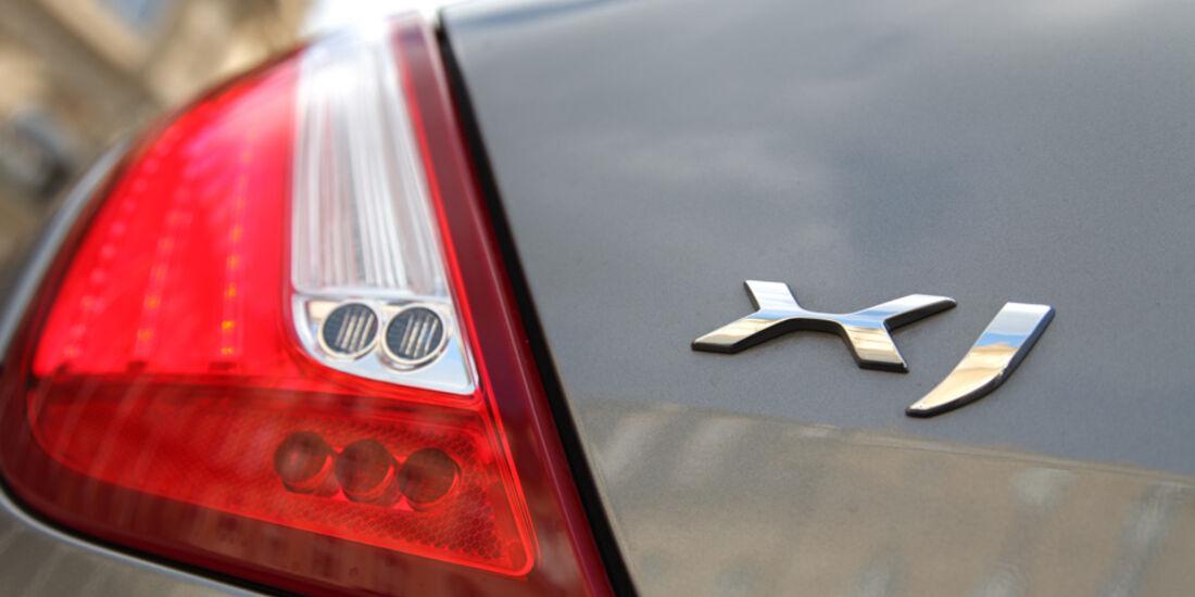 Jaguar XJ 3.0 D, Rücklicht