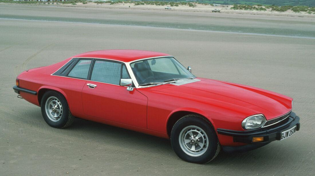 Jaguar XJ-S 1975