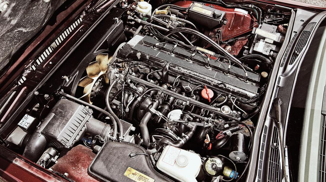 Jaguar XJ-S 3.6, Motor